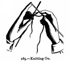 Knitting On.
