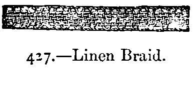 Linen Braid.